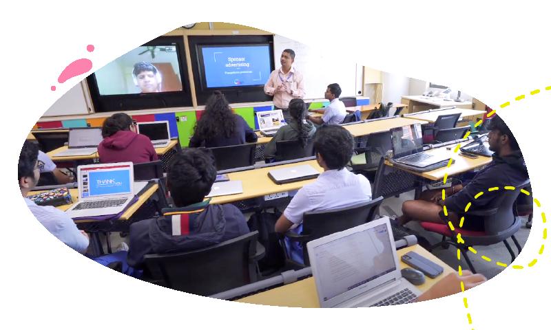 GIIS SG Virtual Classroom