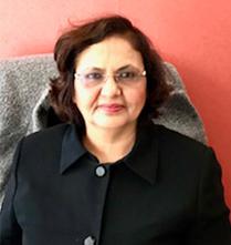 Ms Melissa Maria